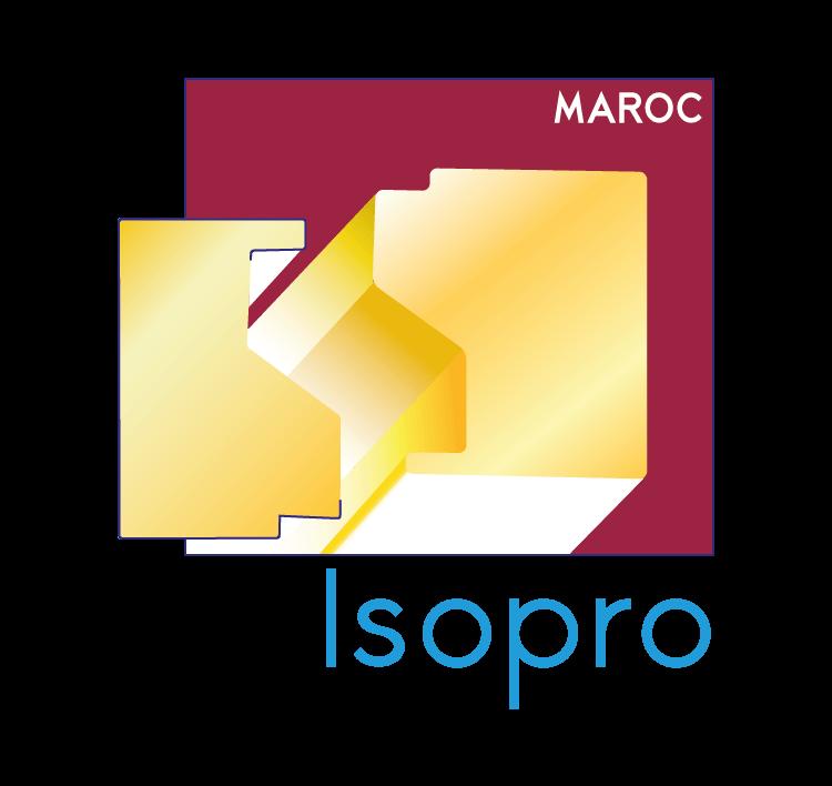 Logo Sodimav ISOPRO Maroc