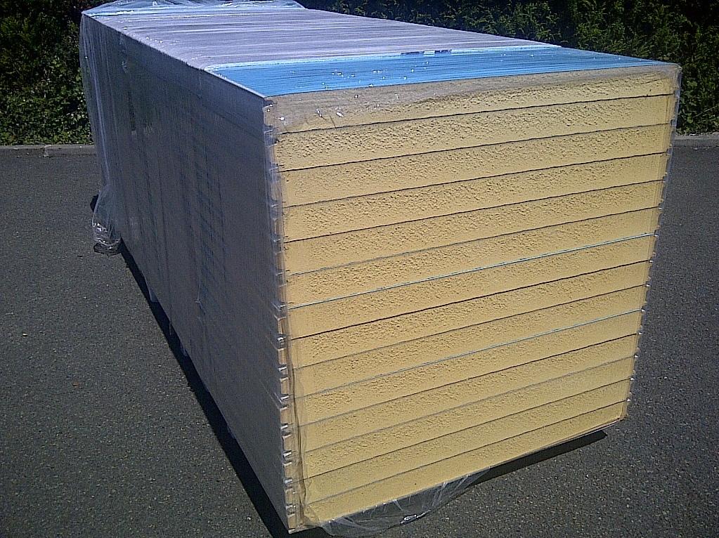 Panneaux frigorifiques